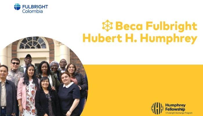 Beca Fulbright Hubert H. Humphrey