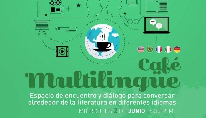 """Café Multilingüe inicia el Ciclo """"Paz Mundial"""""""