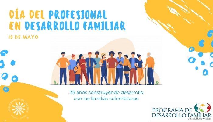 Celebración del Día Profesional en Desarrollo Familiar
