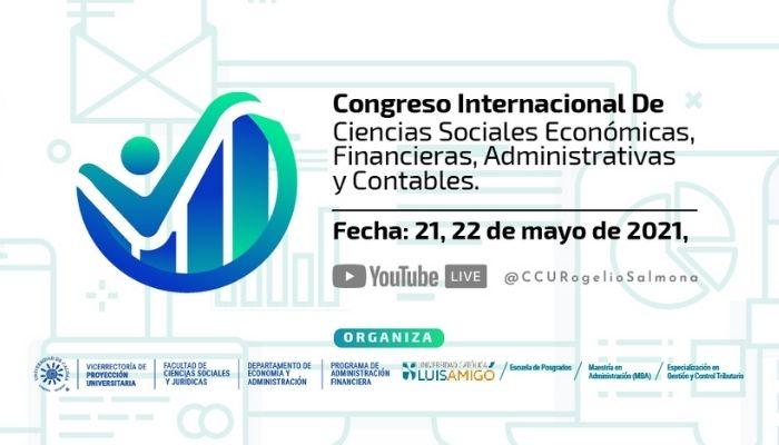 Congreso Internacional de Ciencias Sociales Económicas, Financieras, Administrativas y Contables