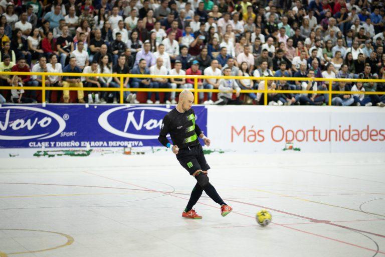 Becado de la UManizales jugará en Uruguay la Copa Libertadores de Fútbol Sala
