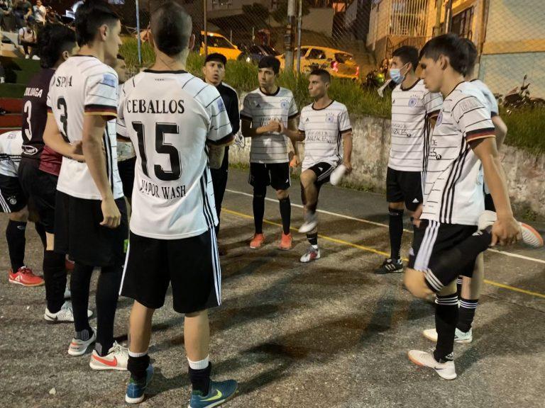 Equipo de la UManizales clasificó a la final del Torneo Tusa de fútbol de salón