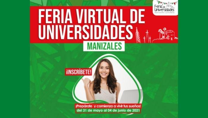 Feria Virtual de Universidades de Manizales