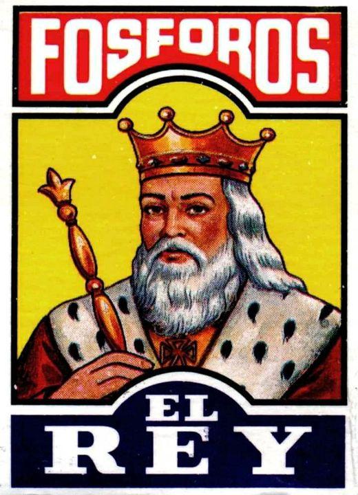 Fósforos el Rey, fundada en la Ciudad de Manizales en el año 1933.