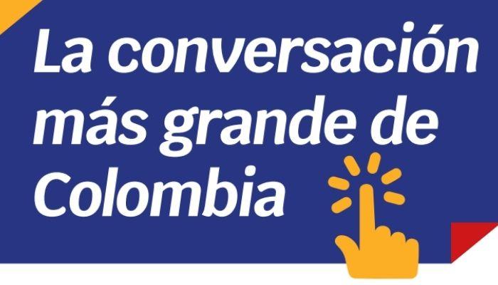La conversación más grande de Colombia