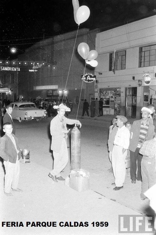 Manizales Teatro Caldas 1959