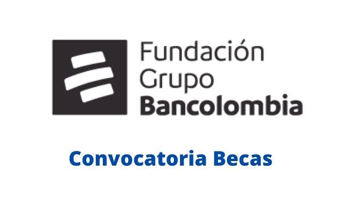Postúlese a las becas de la Fundación Bancolombia