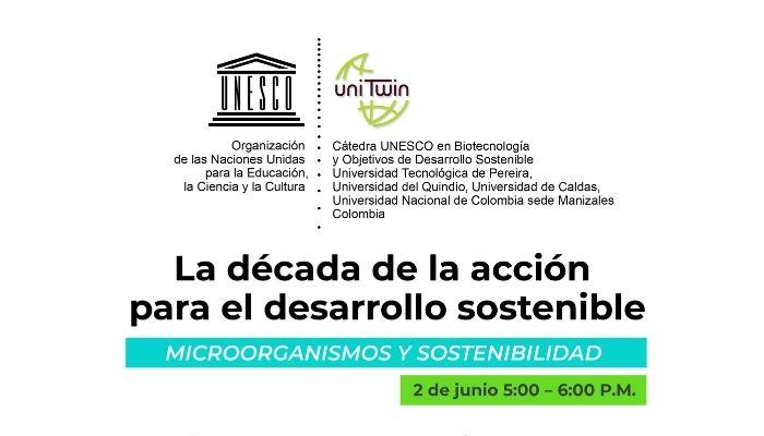 """Primer Ciclo de Conferencias «La década de la acción para el Desarrollo Sostenible"""""""