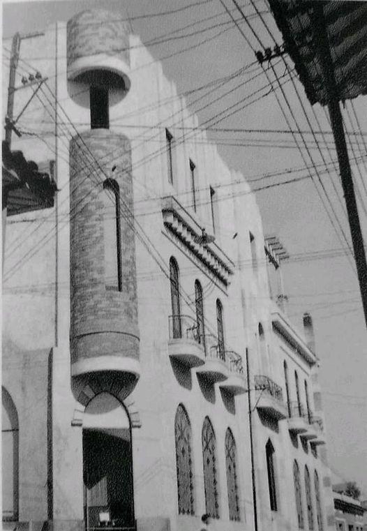 Primer club privado que tuvo la Ciudad de Manizales