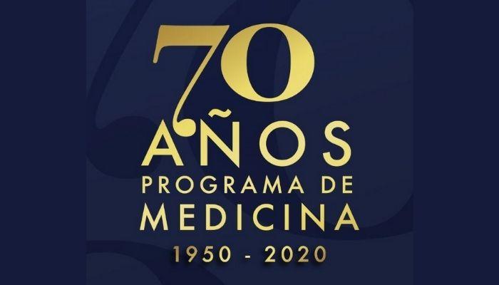 Programa de Medicina celebra sus 70 años