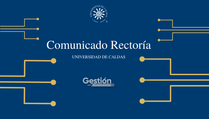 Rector hace un llamado al respeto por la autonomía universitaria, como un derecho de la Educación Superior