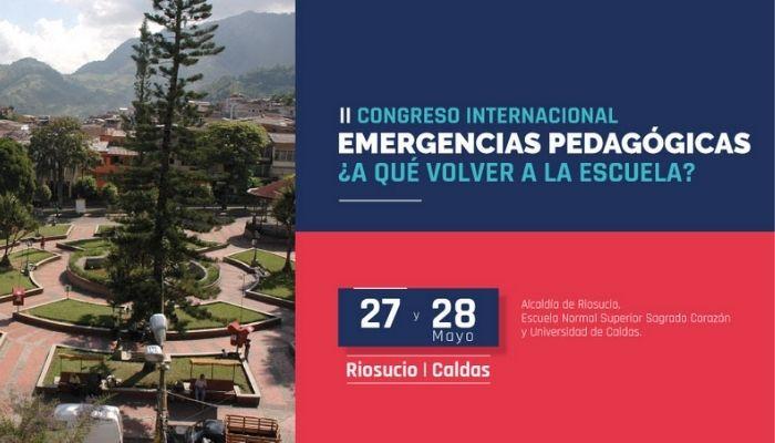 Segundo Congreso Internacional Emergencias Pedagógicas en Contextos de Diversidad