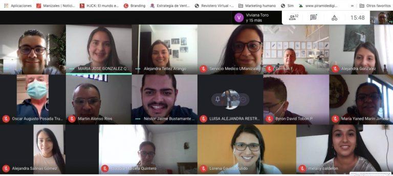 UManizales y ARL Colmena realizan curso virtual de auditores internos para el Sistema de Gestión de la Seguridad y Salud en el Trabajo