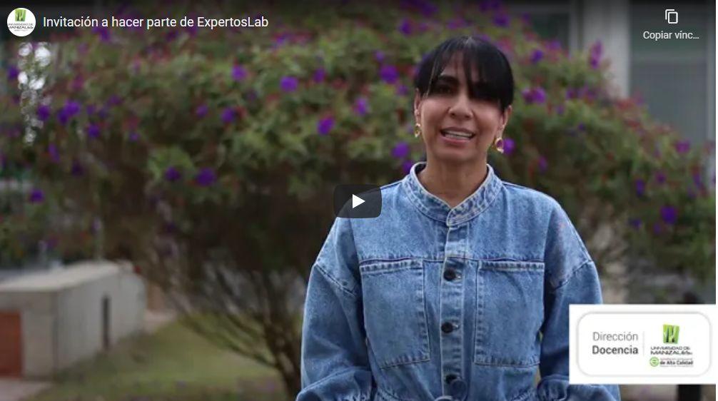 Umanizales presenta la plataforma ExpertosLab, una base de datos con información de sus docentes