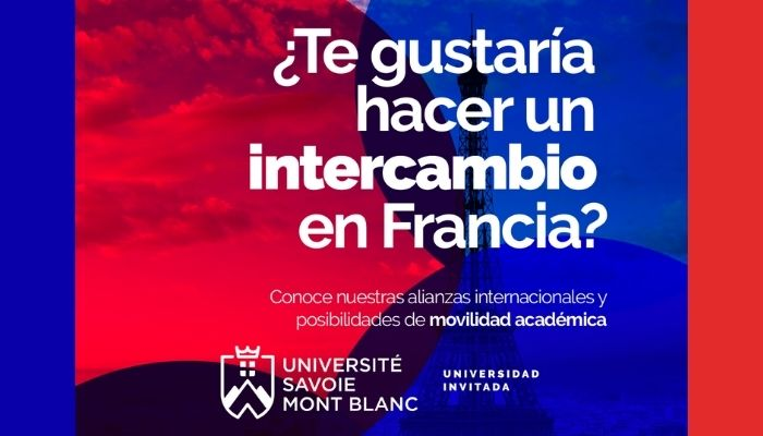 Université Savoie Mont Blanc en UCaldas por el Mundo