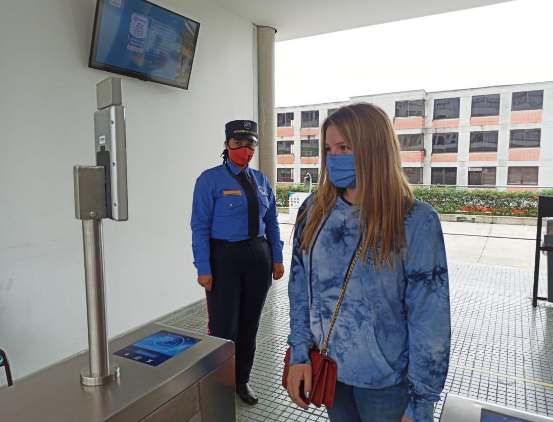 A partir del lunes 2 de agosto el ingreso a la UManizales se hará a través de identificación biométrica