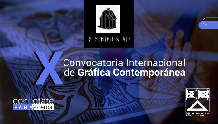 Convocatoria Exposición Internacional de Gráfica Contemporánea Diálogos e Interpretaciones