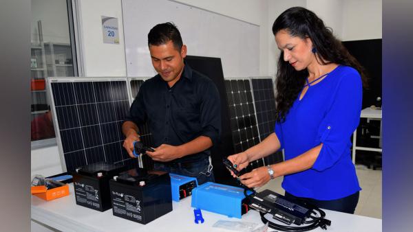Diseñan tecnologías termosolares para el calentamiento de agua. Proyecto CHEC- UAM
