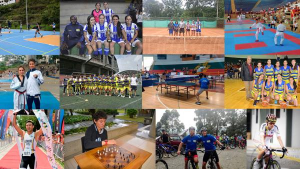 La UAM otorga becas deportivas a estudiantes de pregrado