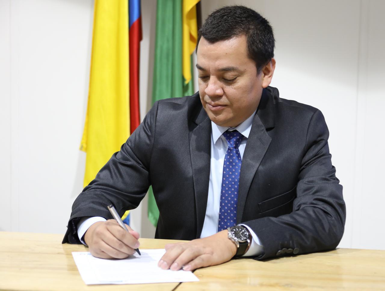 Luis Alejandro Trejos Ruiz es el nuevo director en propiedad del SENA Caldas