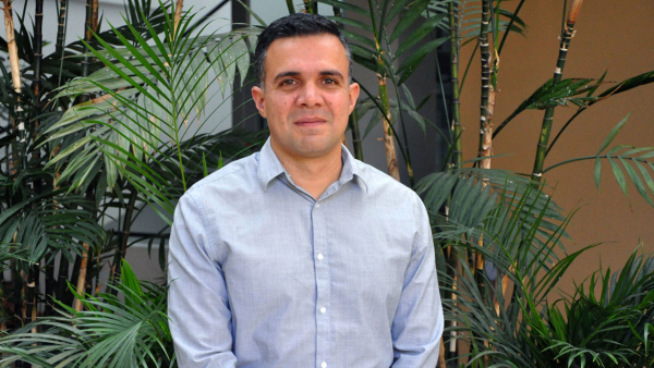 Oscar Moscoso Londoño, nuevo Decano de la Facultad de Ingeniería UAM