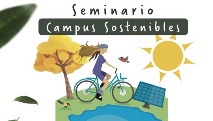 Participe en el Seminario Campus Sostenible
