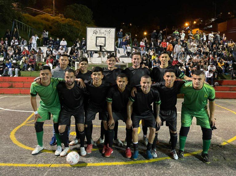 UManizales, campeón de la Copa Tusa de Microfútbol