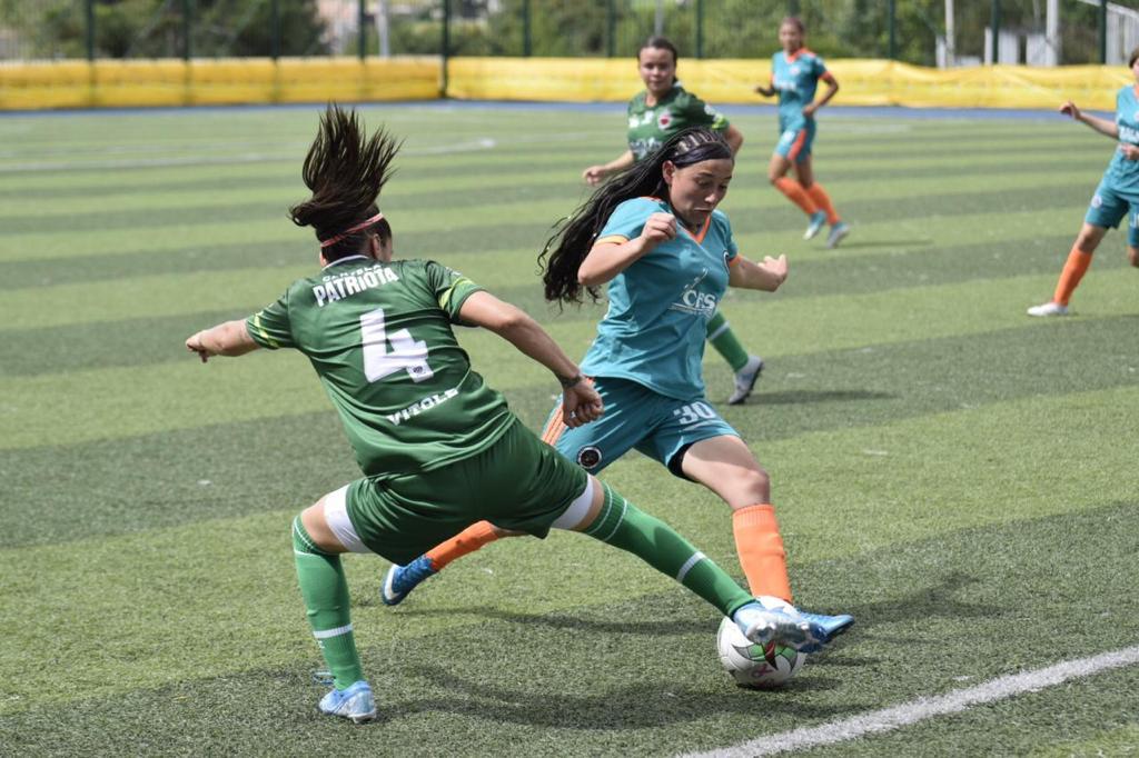 Comenzó en Manizales el Torneo Internacional Femenino