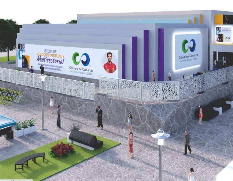 Empresarios caldenses ampliaron sus proyecciones de ventas con la Rueda de Negocios Multisectorial