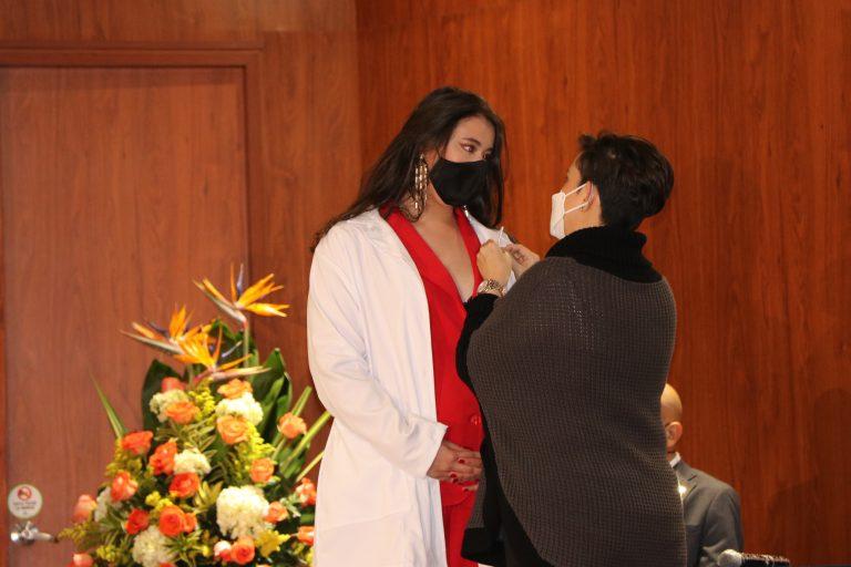 Este viernes 23 la Facultad de Ciencias de la Salud de la UManizales realizará la ceremonia de imposición de insignias