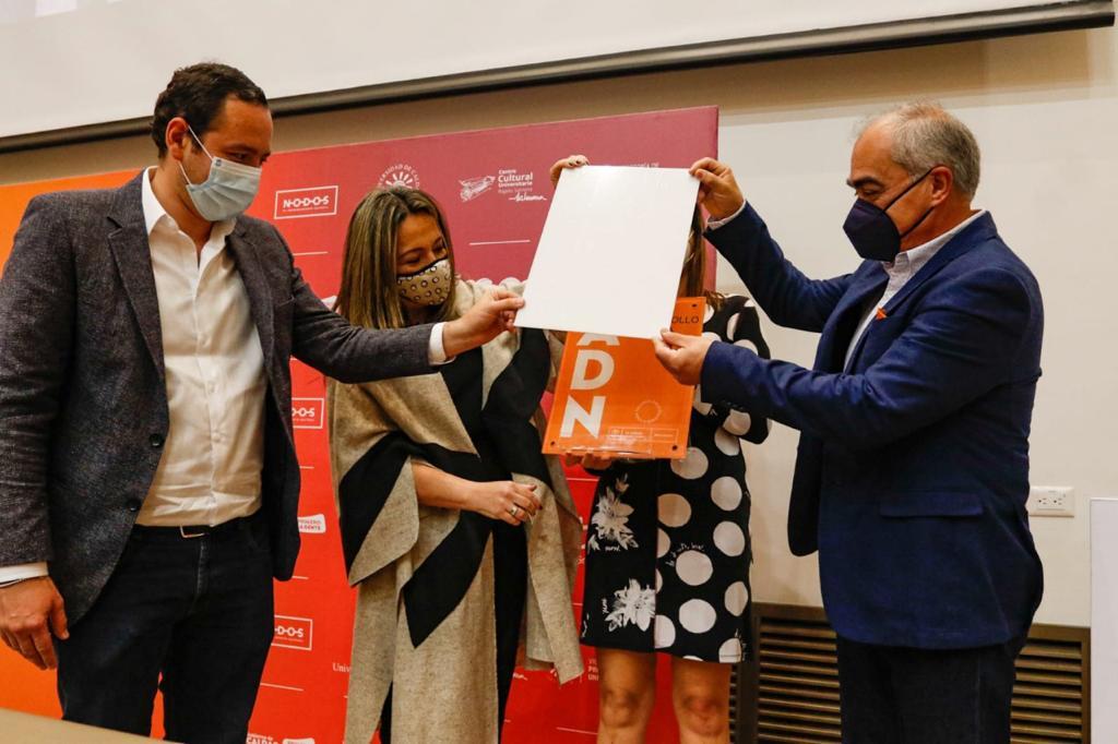 Manizales inauguró el Área de Desarrollo Naranja (ADN) Salmona, que beneficiará a empresarios culturales, gestores y artistas