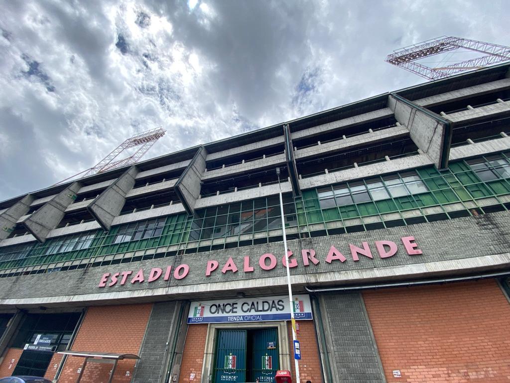 Restringido el expendio y consumo de alcohol este domingo en las inmediaciones del Estadio Palogrande.