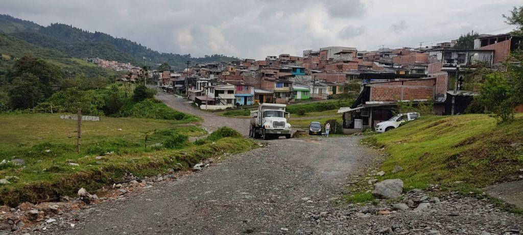Alcaldía de Manizales comenzará este lunes obras de mejoramiento vial en el barrio Bosques del Norte