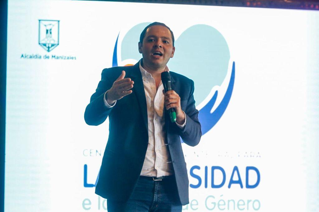 Alcaldía de Manizales inaugura el primer Centro de Atención Integral para la Diversidad e Identidad de Género