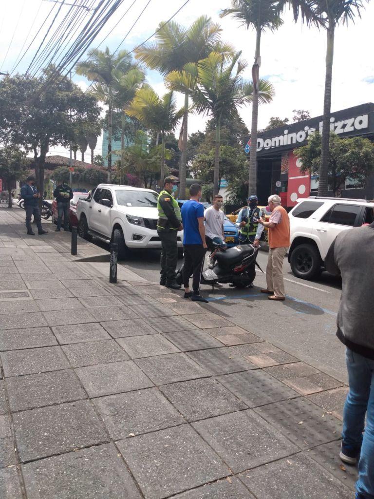 Alcaldía de Manizales promueve el buen uso del espacio público en diversos sectores de la ciudad