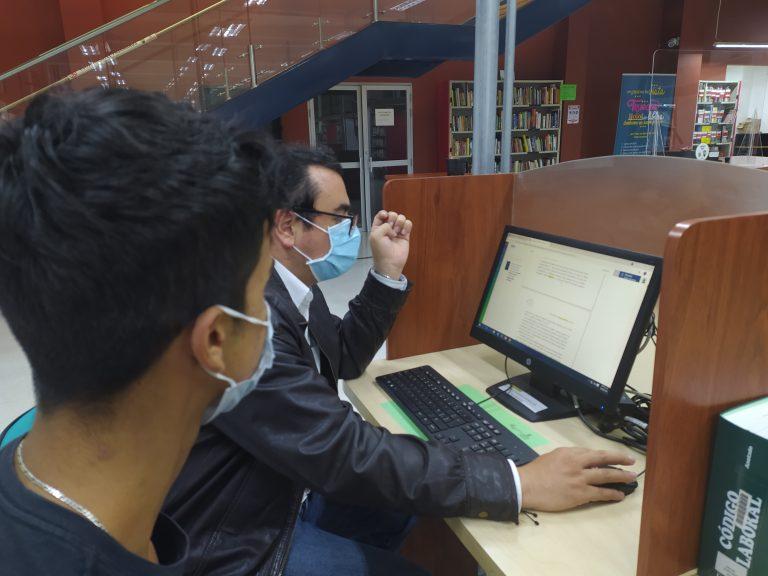 Biblioteca UManizales invita a consultar vLex, el nuevo recurso de legislación y jurisprudencia en demostración