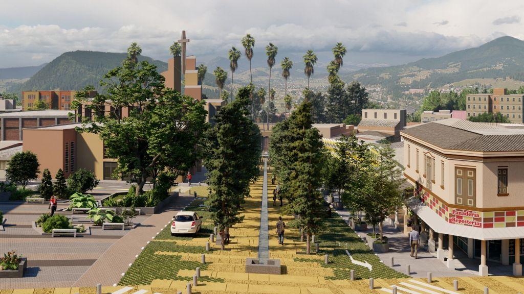 Campus Manizales, un proyecto pensado desde la Secretaría de Planeación para el beneficio de los peatones manizaleños