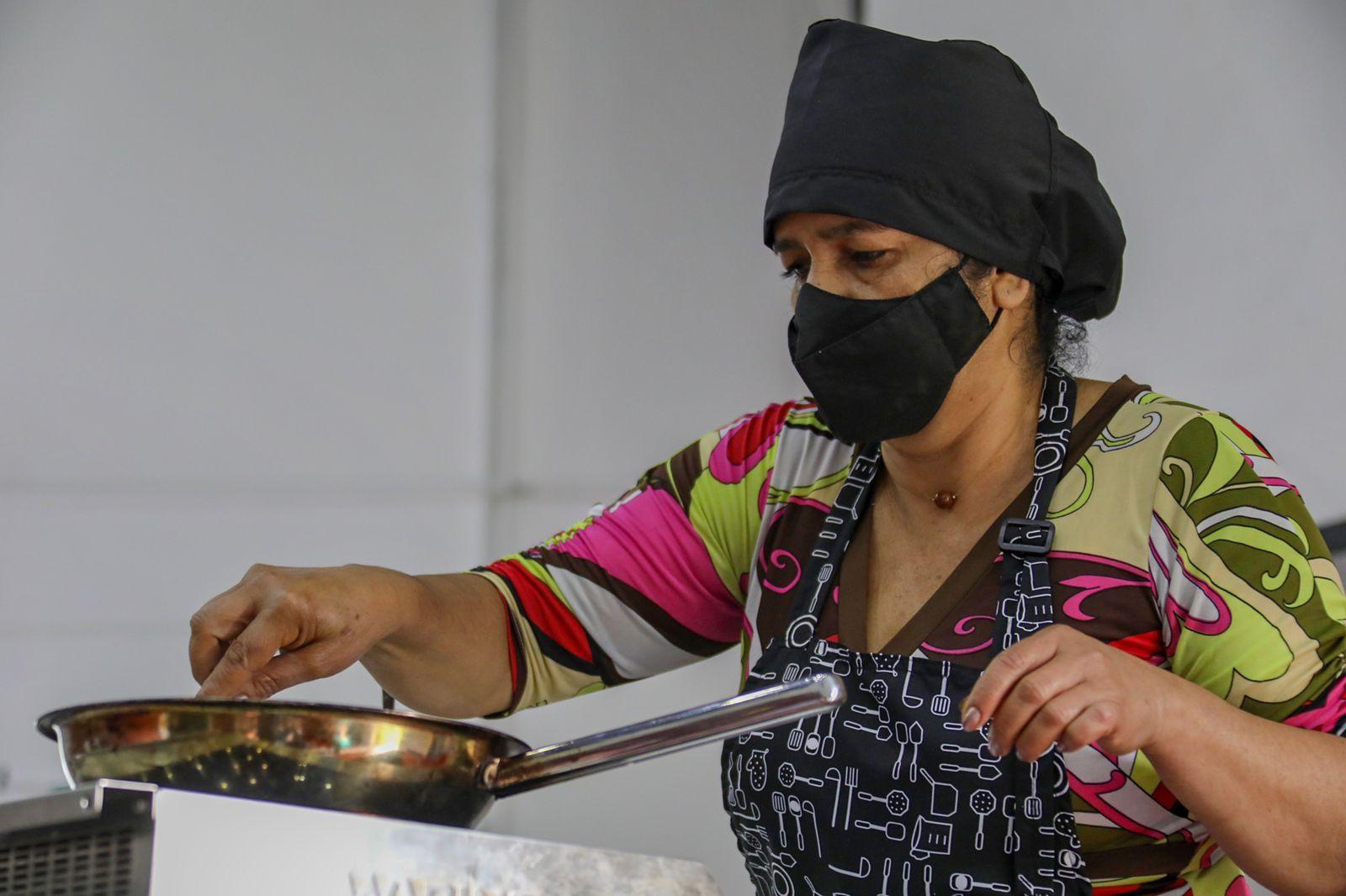 Cinco cocineras rurales protagonizaron documental gastronómico que estrenó hoy el SENA Caldas
