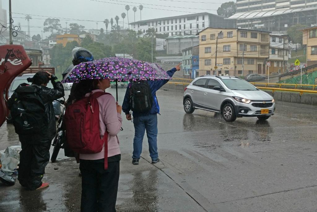 Conozca las medidas preventivas para los días lluviosos y evitar deslizamientos e inundaciones.