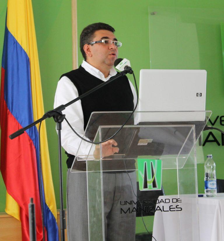 """Director del Doctorado en Psicología de la Universidad de Manizales es organizador y ponente del Primer Congreso Internacional """"Psicología, sexualidad y género"""""""