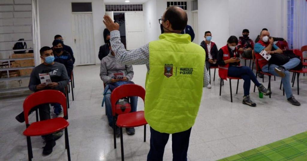 El Centro de Recepción de Menores le apunta a la Reactivación económica de la ciudad con la gestión de 15 becas para jóvenes barristas
