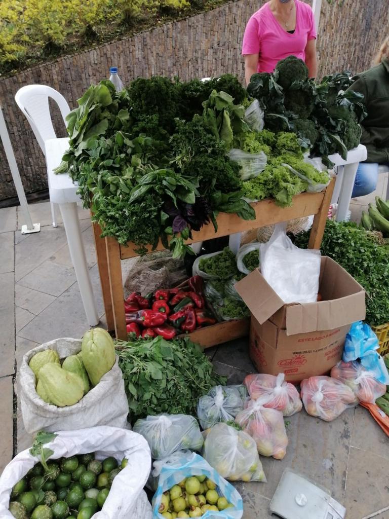 El Mercado Campesino de la Alcaldía de Manizales superó su meta anual de ventas en solo seis meses