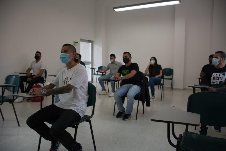 El miércoles 18 de agosto habrá jornada de pruebas de covid-19 en la UManizales