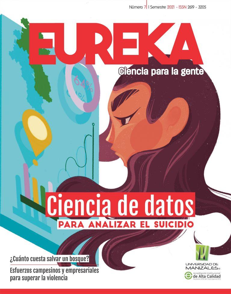 Este domingo circula la séptima edición de la Revista Eureka de la Universidad de Manizales