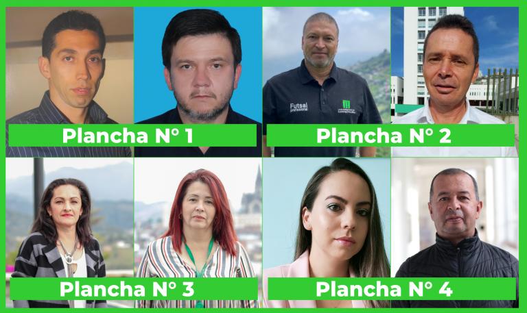 Este miércoles son las votaciones para elegir el representante administrativo ante el Consejo Superior de la UManizales