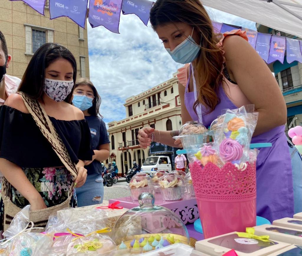Ferias de Mujer Manizaleña + Emprendedora y Joven Manizaleño + Emprendedor dejaron ventas por $18 millones.