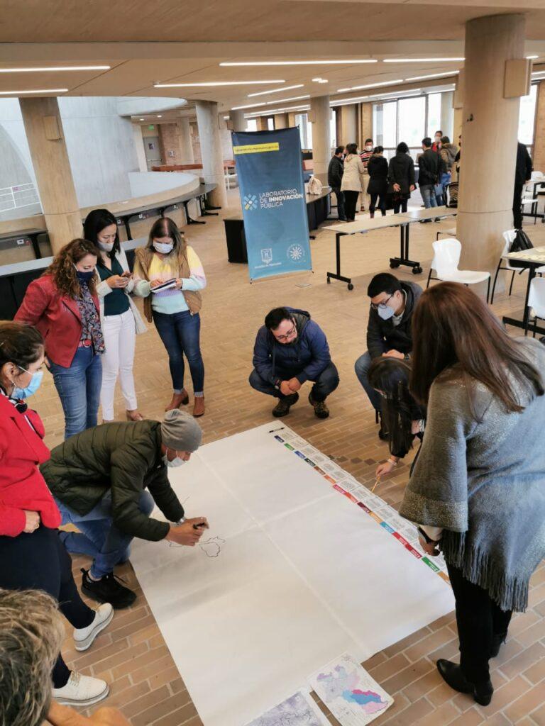 La Secretaría de Planeación realizó una nueva jornada de su ciclo de formación en innovación pública