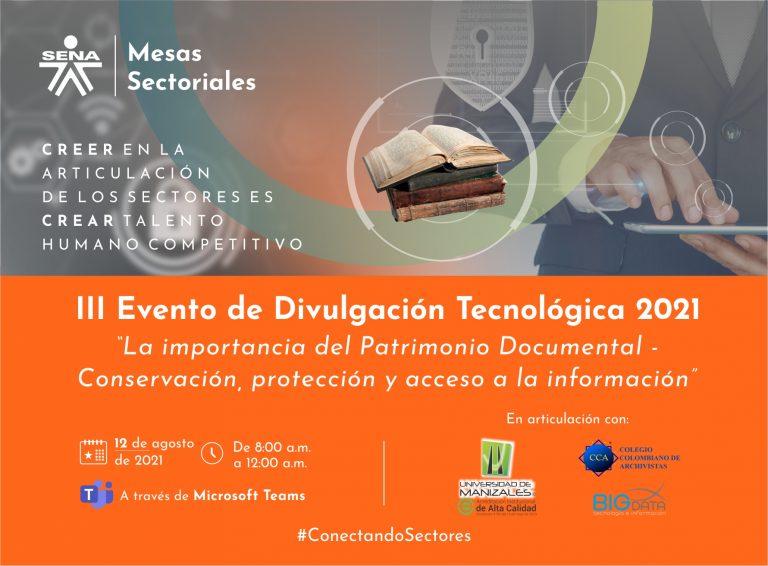 """""""La importancia del patrimonio documental: conservación, protección y acceso a la información…"""", tema de evento en el que participará la UManizales"""