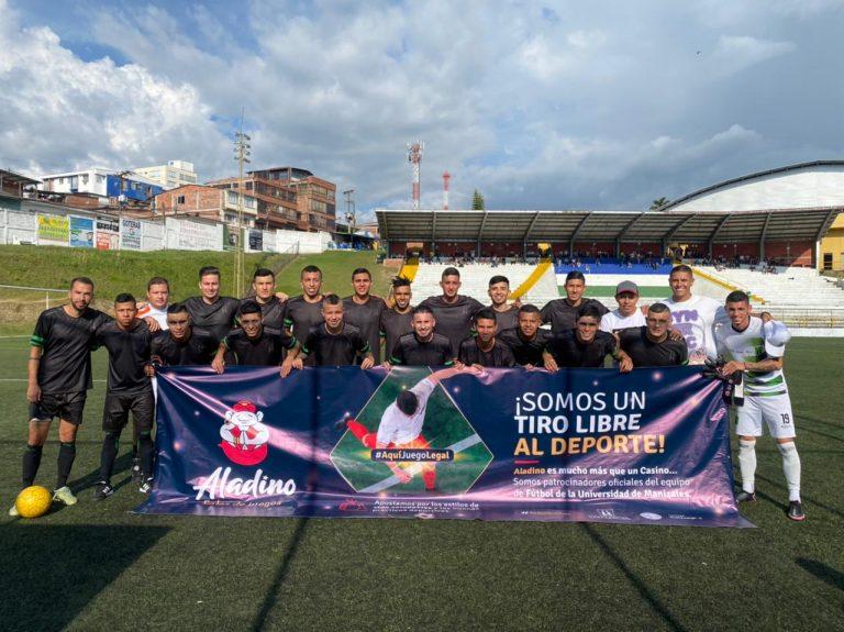 Los dos equipos de la UManizales avanzaron en la Copa Ciudad de Villamaría de Fútbol