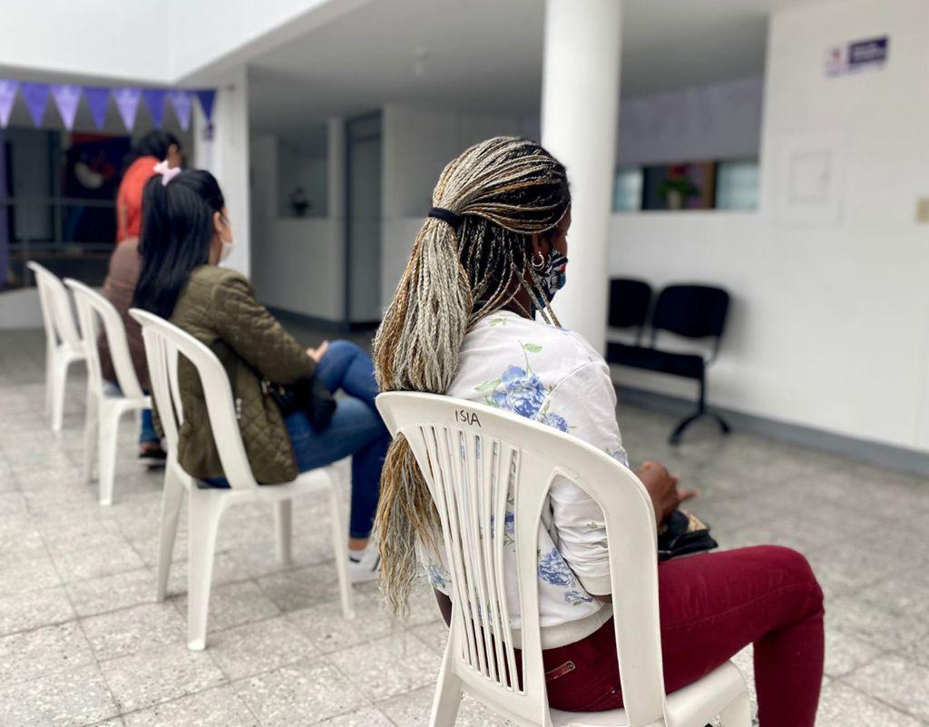 Manizales continúa vacunando contra la COVID-19 a su población vulnerable